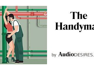 The handyman bondage, erotic audio story, porn for hotties