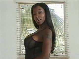 Fit african milf with hairless muff screwed by troc