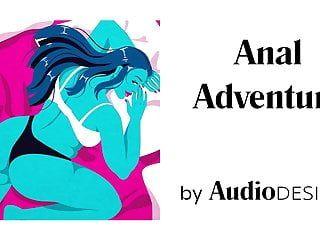 ANAL ADVENTURE AUDIO AUDIO PER HOTTY AUDIO EROTICO HOT ASMR