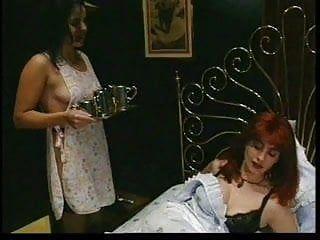 Xiquita Nocas vs Gabriela - scena lesbo dal canale diciotto p.2.