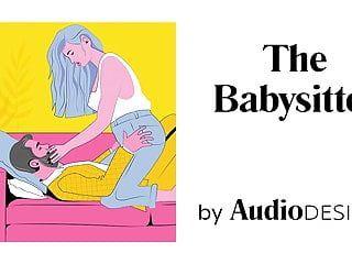 La babysitter - audio erotico - porno per ragazze