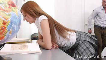Teenmegaworld.net - veronika fare - delightsome student bonks her slutty teacher