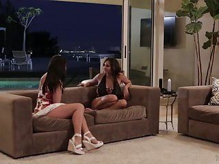 Ava addams and gracie glam at moms angel
