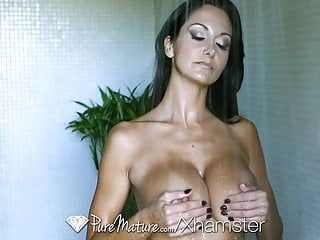 Hd - puremature breasty ava addams bounces wazoo on mans 10-pounder