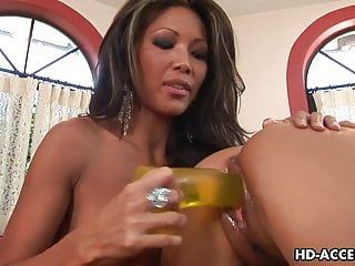 Superlatively good oriental lesbo sex ever