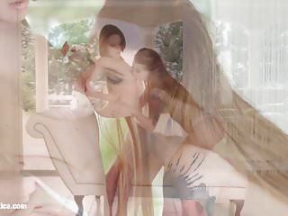 Misha cross and samantha bentley anal lesbo lovemaking